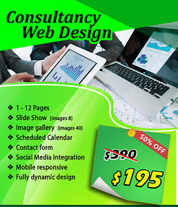 Professional Web Site Design With Web Hosting Word Press Php Html