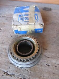 Nos 1960 s Ford 3 Speed Synchronizer Gear Assembly Toploader
