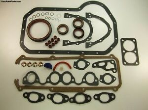 Vw 1 6 Diesel Engine Gasket Set With Head Bolts For Rabbit Golf Jetta Quantum