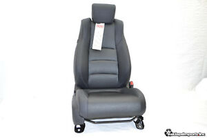 2018 18 19 Honda Accord Sport Oem Right Front Passenger Black Leather Seat