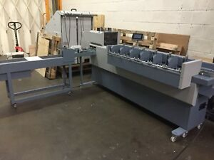 Kas 565 Envelope Inserter Mailing Machine Direct Mail