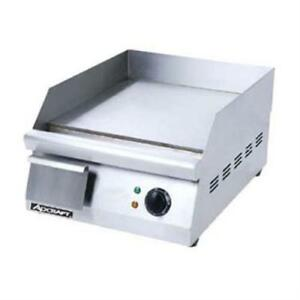 Admiral Craft Grid 16 Griddle Countertop Electric