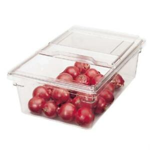 Cambro 1826sccw135 Food Storage Container Cover Camwear Slidinglid