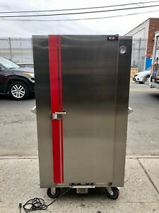 Carter Hoffmann Ph1830 Insulated Mobile Heated Cabinet