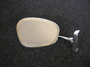 Albert Dbgm Mirror Chrome Vintage Car Vw Bug Karmann Cabrio Porsche 356 Mercedes