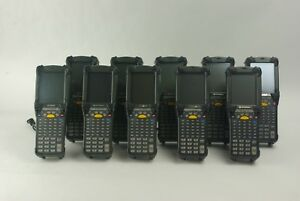 Lot Of 10 Symbol motorola Mc9090 gf0hjefa6wr Mc9090 gf0hjefa6ww 90 Day Warranty