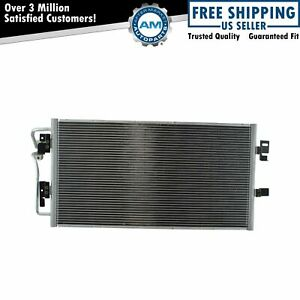 A c Condenser Air Conditioning Direct Fit For Pontiac Bonneville Buick Lesabre