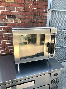 Doyon Dcot5 208 Half Size Electric Convection Oven
