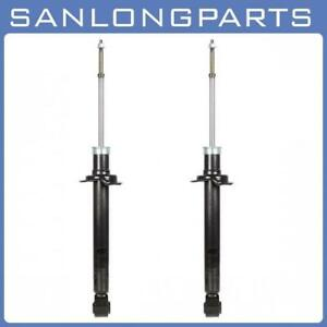 Fits 1989 1994 Nissan 240sx 2 Pieces Shocks Struts Absorbers Rear Pair Warranty