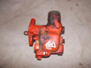 Allis Chalmers B C Tractor Zenith Carburetor Assembly Ac