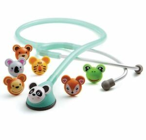 Pediatric Stethoscope Adc Adscope Adimals 618 With Tunable Afd Technology 30 In