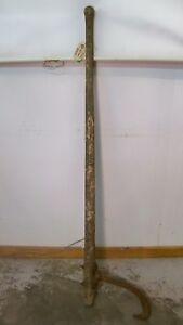 Old Antique Vintage Peavey Cant Hook Log Roller Lumberjack Logging Tool A