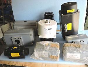 Pentair Pneumatic Valve Actuators Lot Of 9
