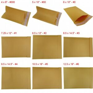 Shippingmailers Kraft Bubble Mailers