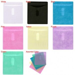 Cd Double sided Plastic Sleeve
