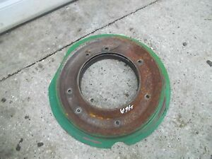 1946 John Deere A Tractor Jd Cover Panel Behind Clutch