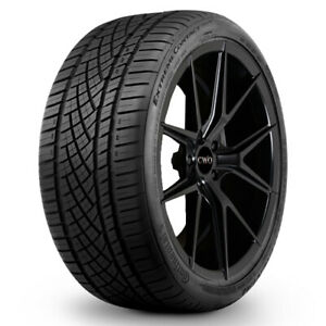 4 New 225 45zr17 R17 Continental Extremecontact Dws06 91w Bsw Tires