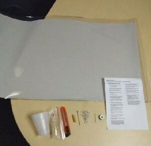 Bmw E30 Convertible Plastic Window 325 318