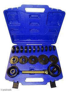 Automotive Front Wheel Drive Bearing Adapter Kit Fwd Tool Astro Tools 78825