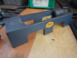 Older Eron Mule Double V Block Jig Fixture Larger Size Machinist Tooling