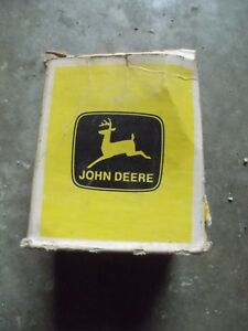 John Deere Nos Original Jd Box W Sickle Sections Z 703c 7030h Blades Mower Bar