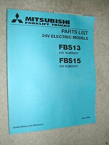 Mitsubishi Forklift Manual | MCS Industrial Solutions and Online