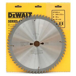 Dewalt Dt1565 Series 40 300mm X 30mm 60t Tct Circular Saw Blade Wood