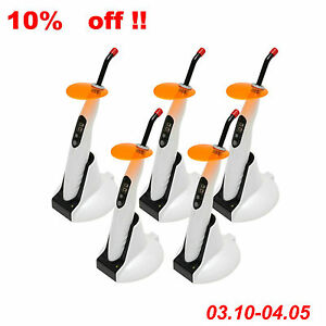 5 Skysea Curing Light Lamp Dental Wireless Cure Lamp Led b F Woodpecker Wh z