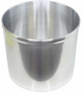 3 Gallon Aluminum Vacuum Chamber Pump Stage Degassing Pot Only