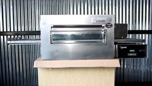 Lincoln Impinger 1162 Oven Electric 208v 3 phase Conveyor Pizza Oven 1132