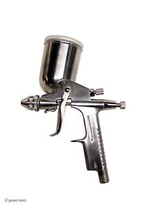 Mini Gravity Feed Spray Gun Small Paint Guns Spot And Touch Up Repairs