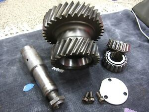 1993 Np205 Transfer Case Complete Idler Shaft Dodge Chevy Gmc Np 205 Pass