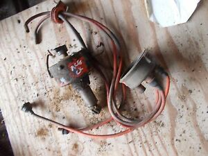 Allis Chalmers G Ac Tractor Engine Motor Upright Distributor Drive Assembly Ck