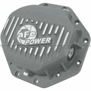 Afe Differential Cover Rear New For Ram Truck Dodge W250 1500 W350 46 70270