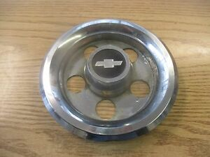 One Genuine 1981 To 1985 Chevy Citation X11 Rally Wheel Hubcap Center Cap