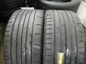 2 Tires Goodyear Eagle F1 255 45 18 7 32nds 8593666