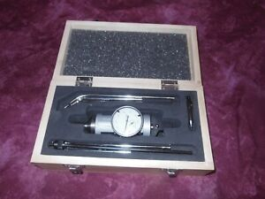 Co Axial Co ax Dial Test Indicator New In Box