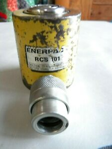 Enerpac Rcs 101 Low Height Hydraulic Cylinder Usa