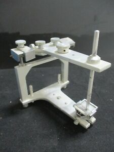 Denar Dental Laboratory Articulator For Occlusal Plane Analysis 71989