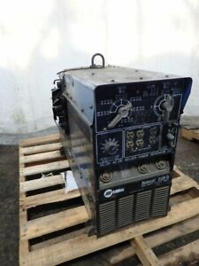 Miller Bobcat 225 G Gasoline Powered Welder 225a 25v 01191690002