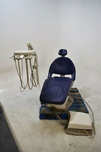 Midmark Ultra Comfort Dental Exam Patient Chair W Operatory Delivery System