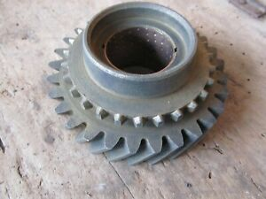 Nos Oem Ford Truck Car 3 Speed 29 Tooth 4 3 8 Transmission Gear 40 S 50 S