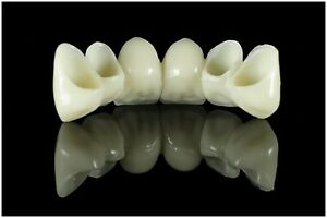 Metal Free Zirconia Dental Crown And Bridges For Dental Professionals Only