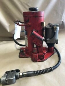 Norco 20 Ton Standard Height Air hydraulic Bottle Jack