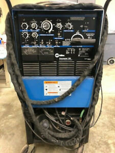 Miller Syncrowave 250 Cc Ac dc Tig Welder Power Supply