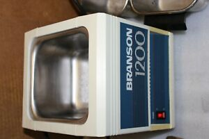 Branson 1200 Ultrasonic Cleaner B 1200r 1 Bransonic