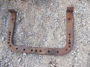1939 Farmall Ih M Sm 400 450 460 Mta Tractor Ih Wishbone Draw Bar Drawbar Hitch