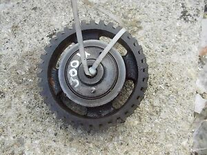 International 300 Utility Tractor Ih Original Engine Motor Idler Idle Gear