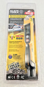 New Klein Tools Ncvt 4ir Non contact Voltage Tester With Infrared Thermometer