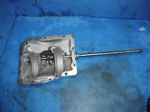 Camaro Firebird T5 World Class 5 Speed Transmission Shifter Cover W Forks